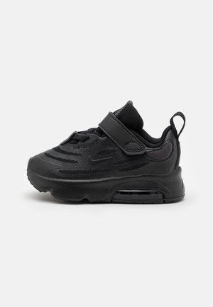 AIR MAX EXOSENSE - Matalavartiset tennarit - black/off noir