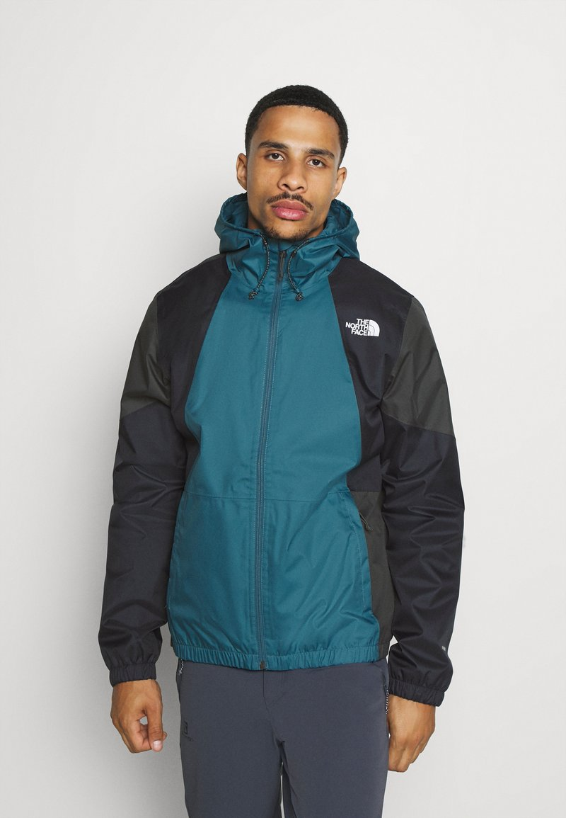 The North Face - MEN'S FARSIDE JACKET - Hardshellová bunda - mallard blue