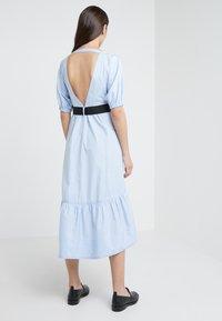 3.1 Phillip Lim - MIDI FLARE DRESS - Day dress - oxford blue - 2