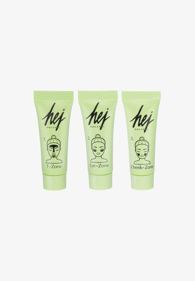 Cactus Multi Masks 3 Pack - Hudplejesæt - neutral