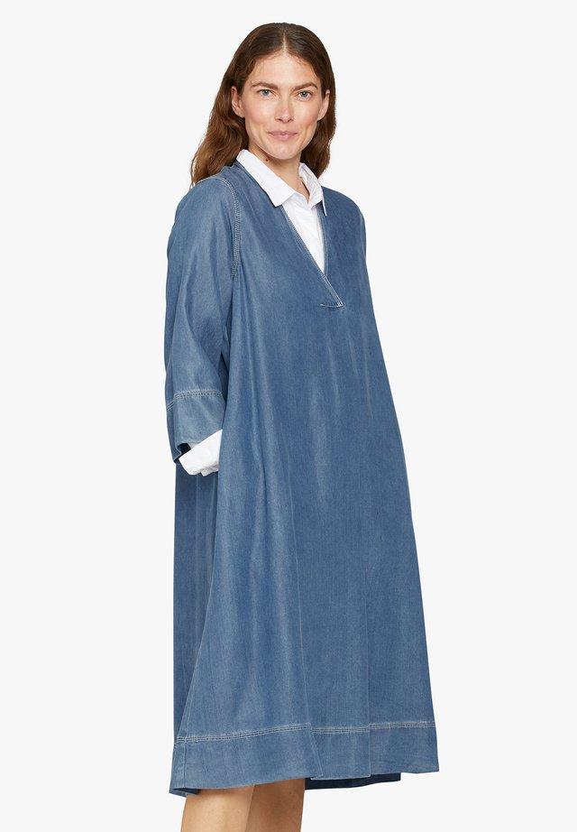 NILSA - Spijkerjurk - blue