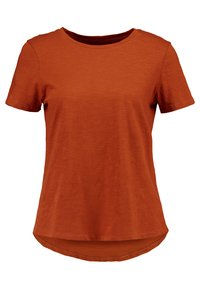 Cotton On - THE CREW - Basic T-shirt - umber brown - 3