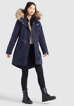 KENITA4 - Winter coat - dunkelblau