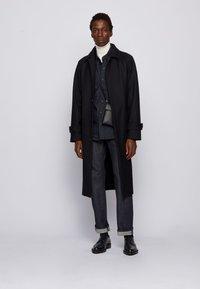 BOSS - GIBOR - Classic coat - dark blue - 0