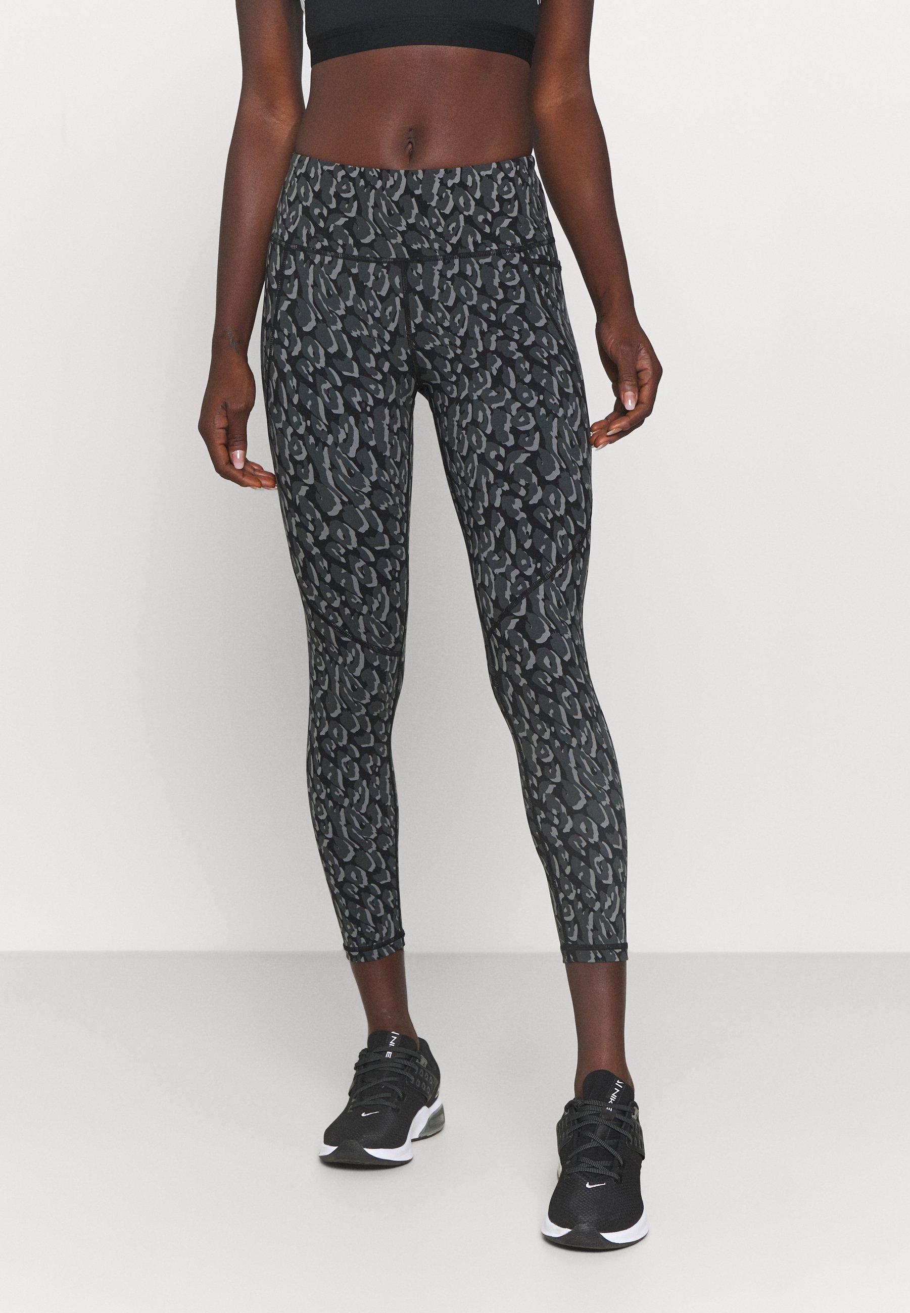 Femme POWER 7/8 WORKOUT LEGGINGS - Collants