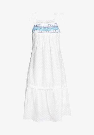 ISABETTA DRESS - Vestito estivo - white