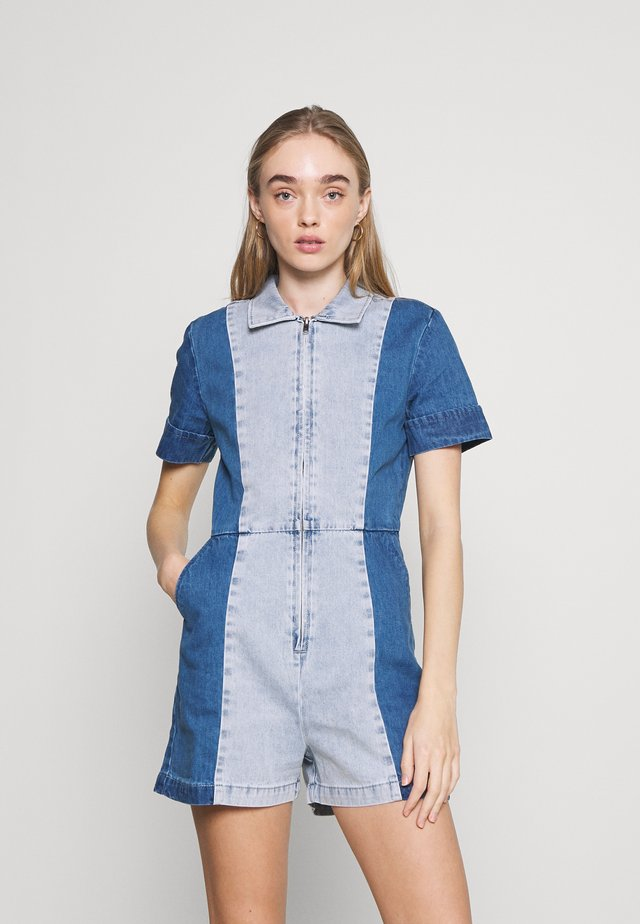 MIMI - Overal - light-blue denim