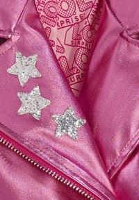 L.O.L. SURPRISE - Faux leather jacket - pink - 1