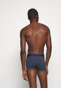 Levi's® - PREMIUM TRUNK 3 PACK - Panties - indigo - 1