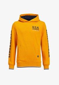 WE Fashion - Sweat à capuche - yellow - 0