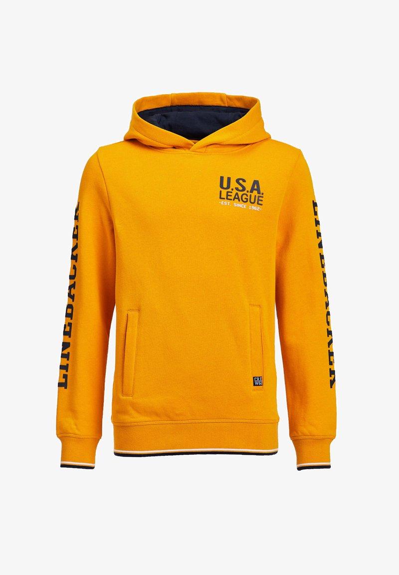 WE Fashion - Sweat à capuche - yellow