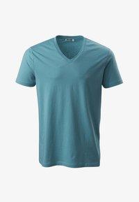 Phyne - T-shirt basique - turquoise - 2