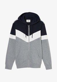 C&A - Zip-up hoodie - dunkelblau - 4