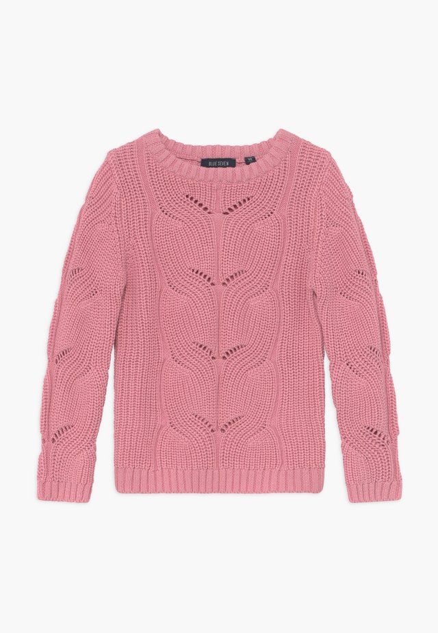 KIDS - Pullover - mauve