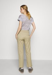 The North Face - WOMEN'S APHRODITE PANT - Friluftsbukser - twill beige - 2