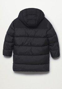 Mango - MIT KAPUZE - Winter coat - schwarz - 1