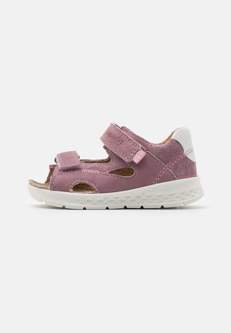 Superfit - LAGOON - Sandals - lila/rosa