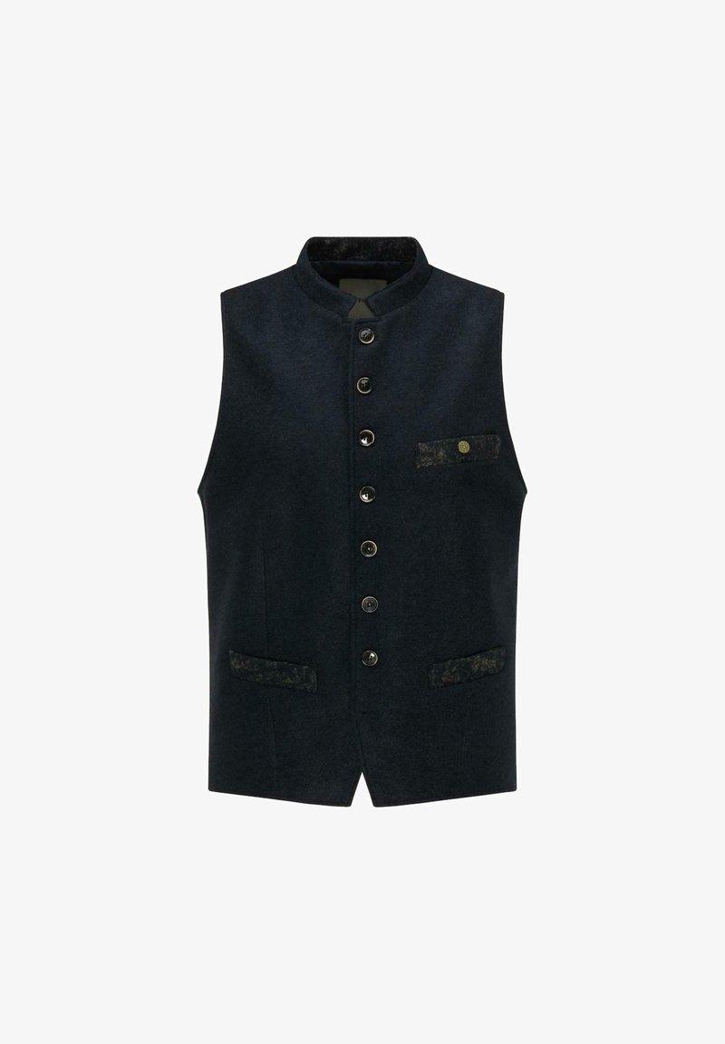 Benvenuto - ELVIO - Suit waistcoat - dark blue