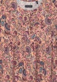 IKKS - Shirt dress - rose poudré imprimé - 2