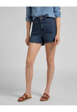CAROL  - Shorts di jeans - blue
