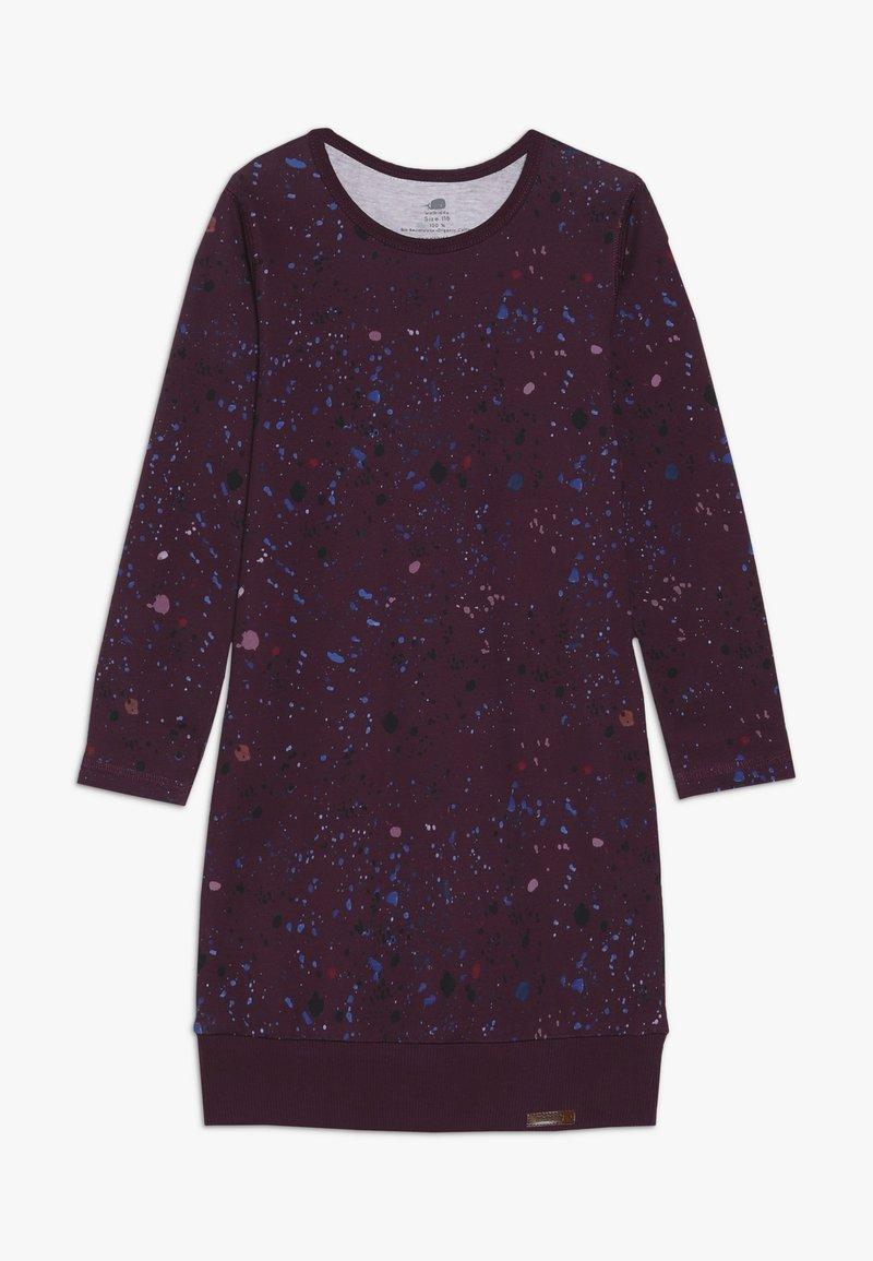 Walkiddy - Jersey dress - bordeaux