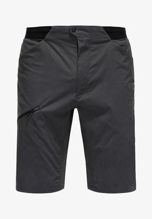 L.I.M FUSE - Pantalones montañeros cortos - magnetite