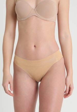 FEEL NATURAL TAI - Intimo modellante - cognac