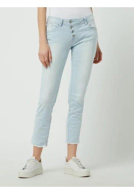 Buena Vista - Slim fit jeans - light blue