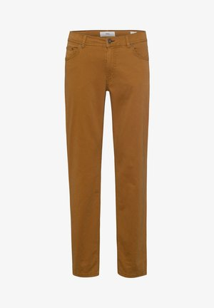STYLE COOPER FANCY - Straight leg jeans - curry