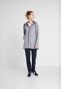Icepeak - AURAY - Zip-up hoodie - dark blue - 1