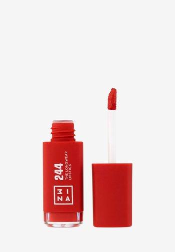 THE LONGWEAR LIPSTICK - Liquid lipstick - 244