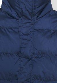 Blue Seven - TEENS SHINY PUFFER JACKET - Winter jacket - dk blau - 2