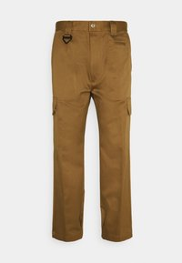 P-BAKER TROUSERS - Trousers - olive
