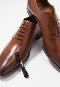 BOSS - KENSINGTON - Stringate eleganti - medium brown - 5