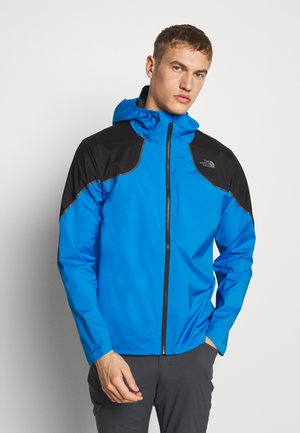 M FLIGHT FUTURELIGHT JACKET - Hardshelljacka - clear lake blue