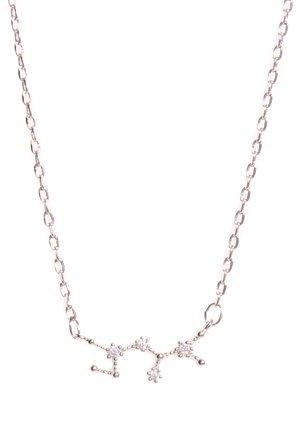 CHA - Halskette - silver