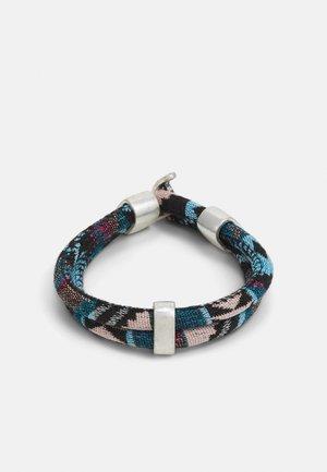 MOUNTAINOUS AZTEC BRACELET - Bracelet - blue