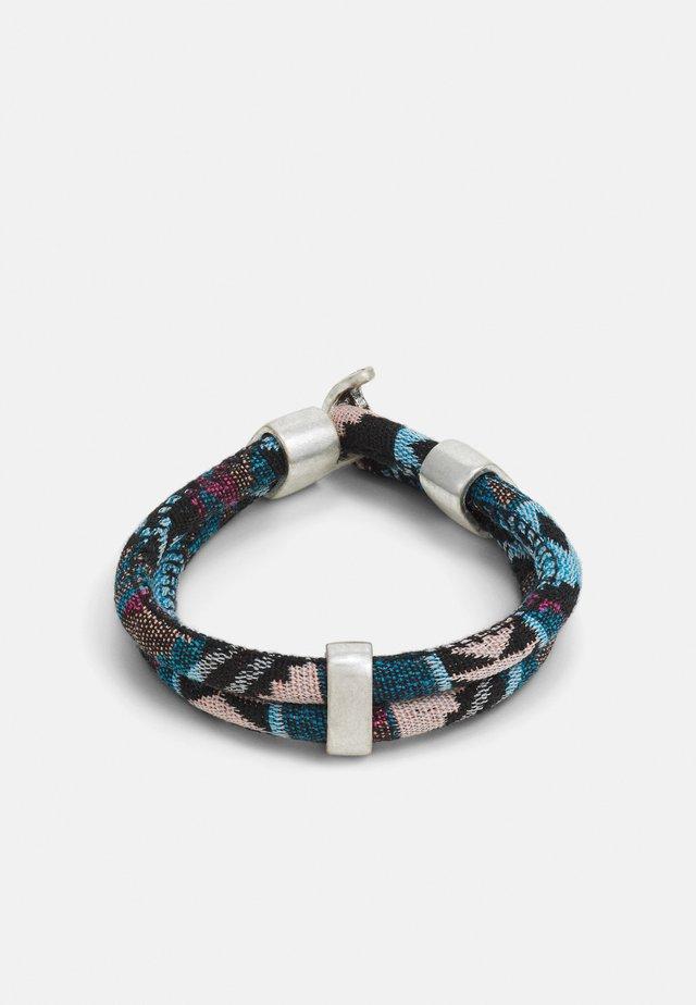 MOUNTAINOUS AZTEC BRACELET - Armband - blue
