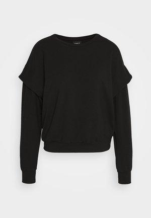 ONLFANNA  - Sweatshirt - black