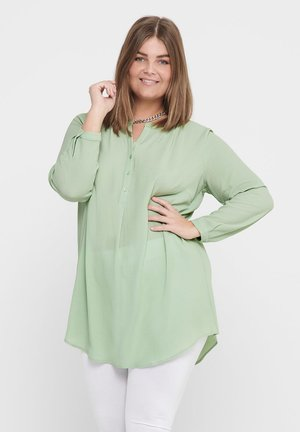Tunic - frosty green