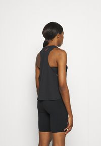 Under Armour - PROJECT ROCK BULL TANK - Top - black/red - 2