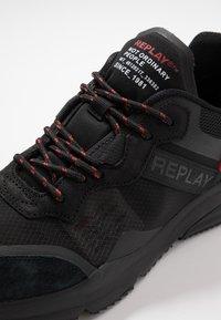 Replay - LEESBURG - Trainers - black - 5