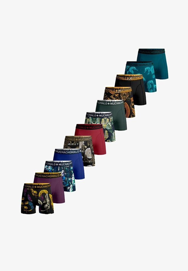 12 -PACK - Boxerky - multicolor