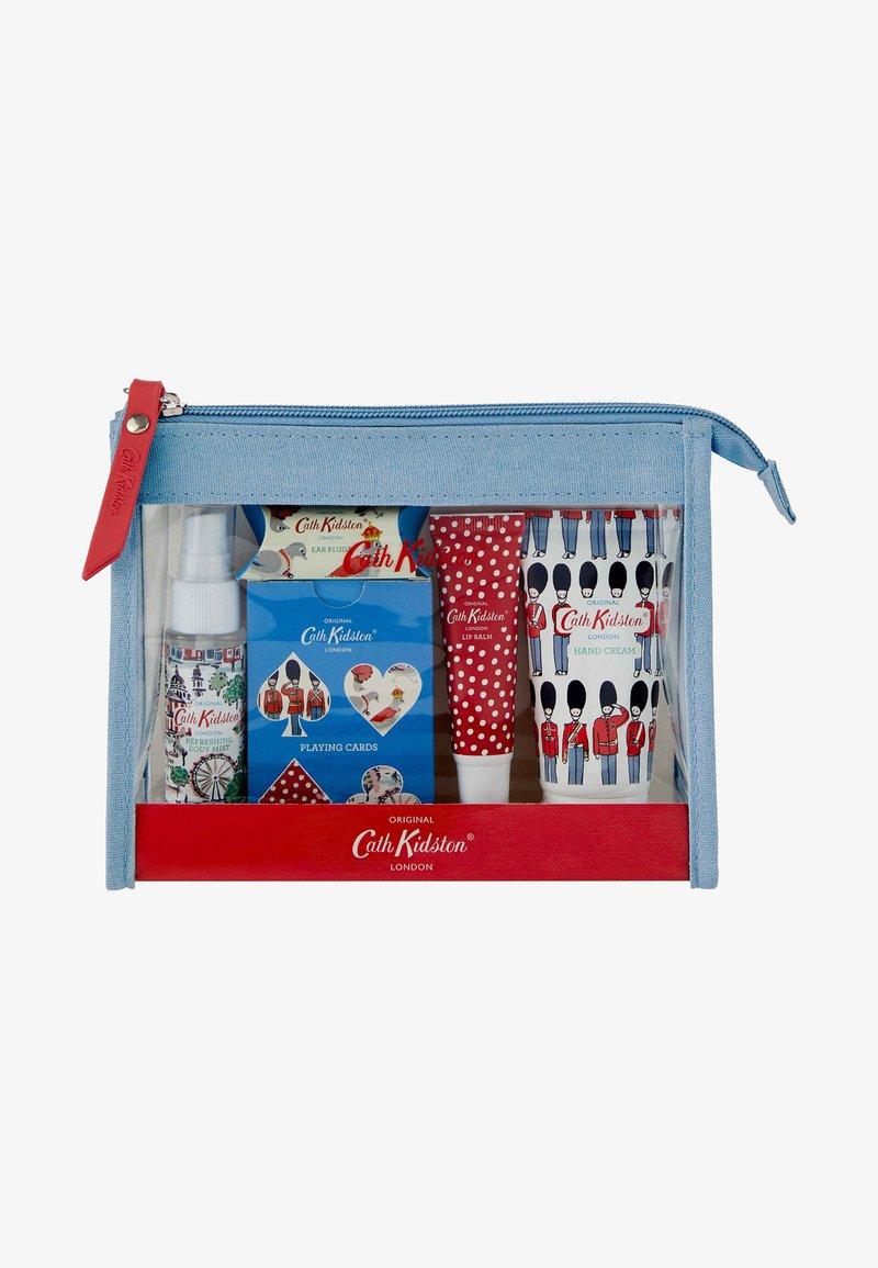Cath Kidston Beauty - LONDON INFLIGHT ESSENTIALS - Set pour le bain et le corps - -