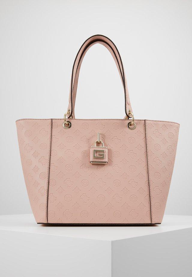 KAMRYN TOTE - Handbag - rose