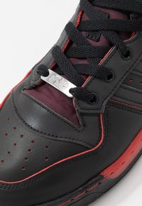 adidas Originals - STAR WARS RIVALRY - Trainers - core black/scarlet/maroon