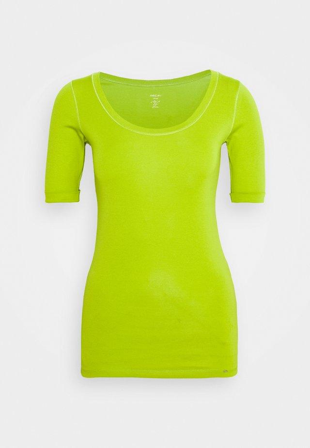T-Shirt basic - pea