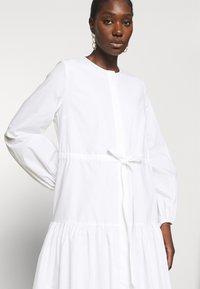IVY & OAK - ORTENSIA - Robe chemise - bright white - 3