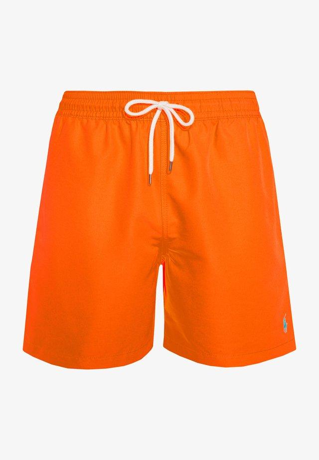 TRAVELER  - Short de bain - orange flash