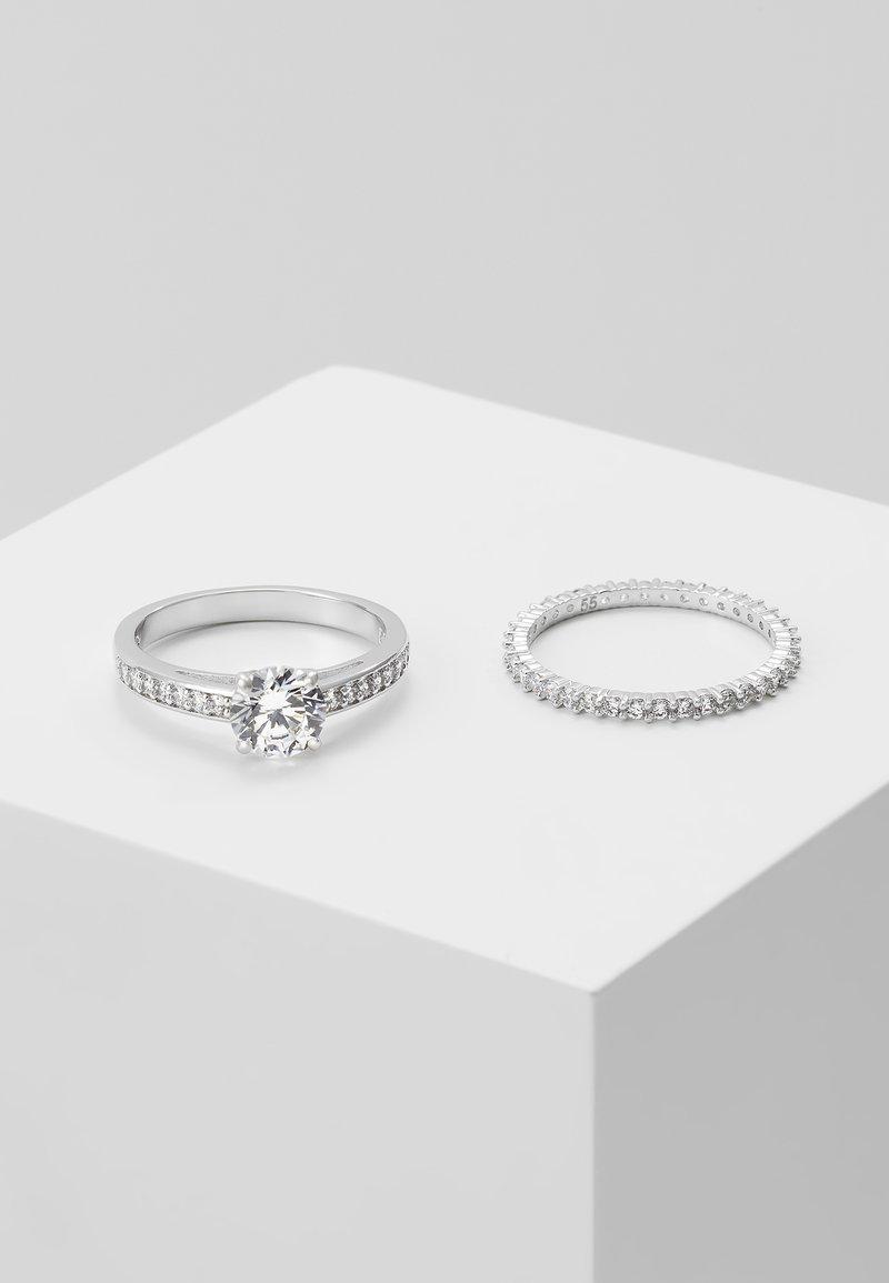 Swarovski - I DO 2 PACK - Ring - white